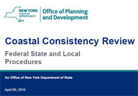 Federal and State Coastal Consistency Review